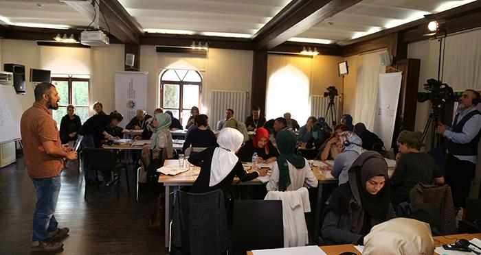 3.Uluslararası İslam Sanatında Geometrik Desenler Çalıştayı 1. Günü