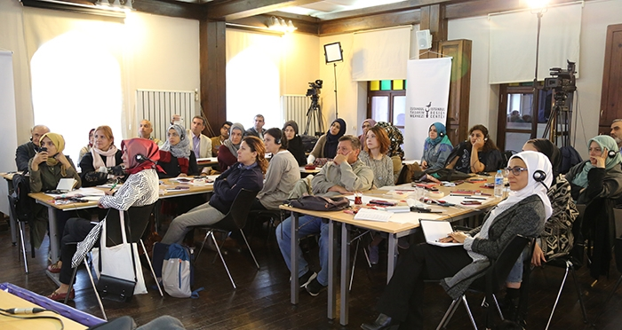 3.Uluslararası İslam Sanatında Geometrik Desenler Çalıştayı 2. Günü