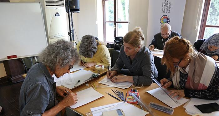 3.Uluslararası İslam Sanatında Geometrik Desenler Çalıştayı 3. Günü