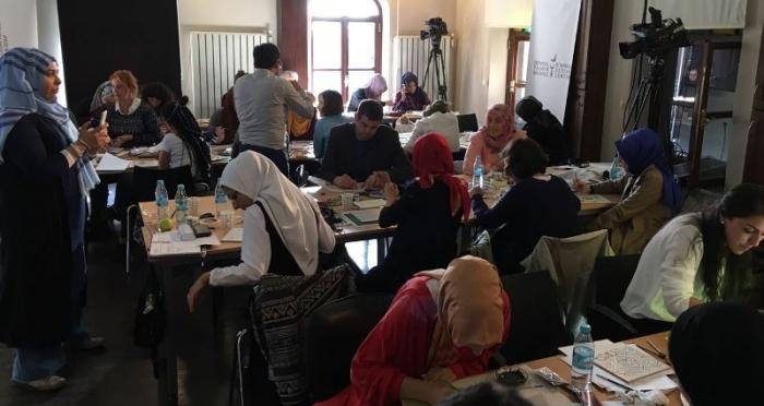 3.Uluslararası İslam Sanatında Geometrik Desenler Çalıştayı 4. Günü