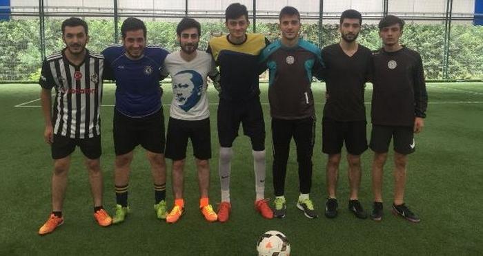 Rize'nin Genç Sivil Toplum Kuruluşları Futbol Turnuvasında Bir Araya Geldi