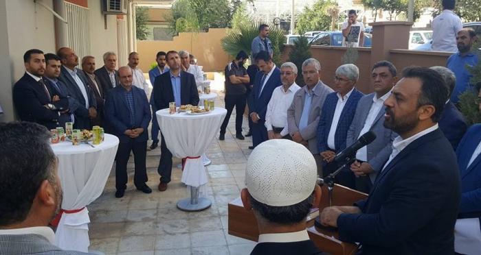 Ensar Vakfı Şanlıurfa'da Yurt Açılışı Gerçekleşti