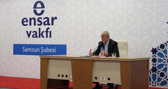 Kur'an-ı Kerim, Kaside ve Söyleşi Konferansı