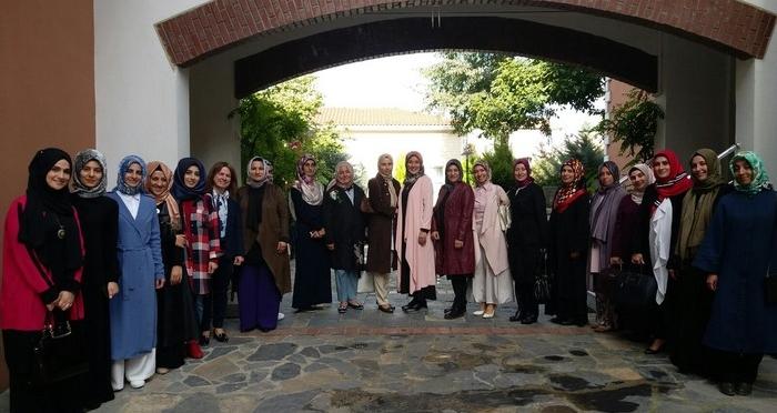 Hanımlar Komisyonu Genel Merkez Yönetim Kurulu İstişare Toplantısı