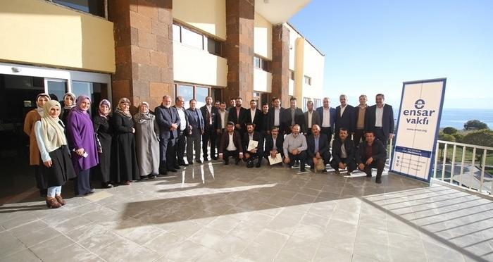 2017-2018 Döneminin İlk Bölge Toplantısı Van'da Yapıldı