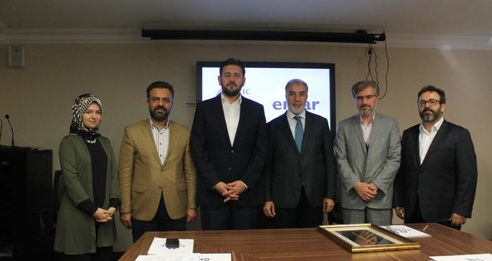 SESRIC ve ENSAR Vakfı Arasında Protokol İmzalandı!