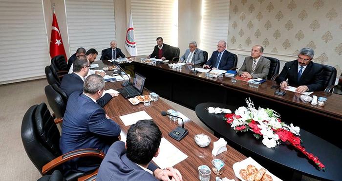 Amasya İHO Koordinasyon Toplantısı Yapıldı