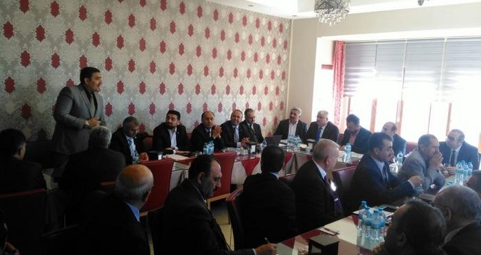 Yozgat İmam Hatip Okulları İl Koordinasyon Toplantısı