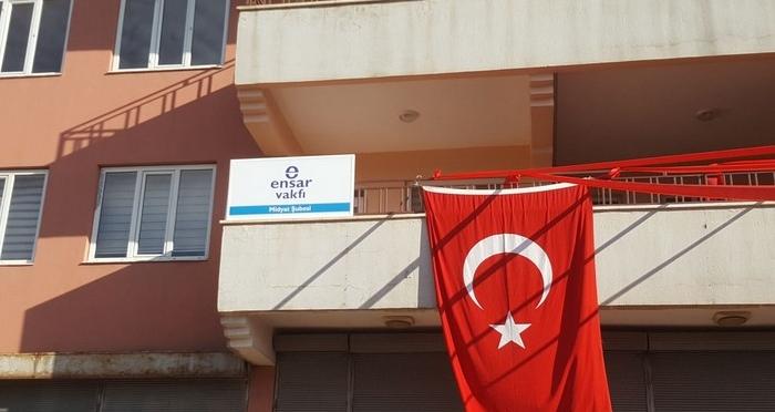 Ensar Vakfı Midyat Şubesi'nin Açılışı Yapıldı