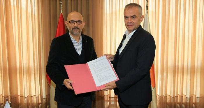 Ensar Vakfı Çekmeköy Şubesi, Çekmeköy Belediyesi İle Protokol İmzaladı
