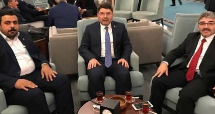 Ensar Vakfı Bartın Şubesi, Bartın Milletvekili Yılmaz Tunç'u Ziyaret Etti