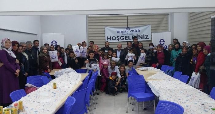 Lösemili Çocuklar Haftası Unutulmadı: Her Gün Yanlarındayız!