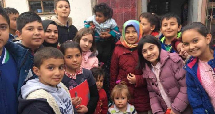 Ensar- Muhacir Projesi İlk Ziyaretini Gerçekleştirdi