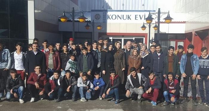 Erzurum Tekman Kardeşlik Gezisi