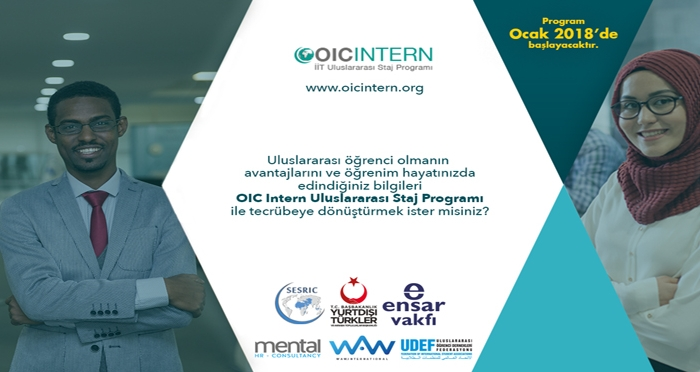 OIC Intern Uluslararası Staj Programı