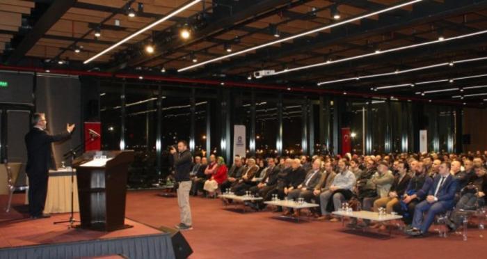 Diriliş Postası Genel Yayın Yönetmeni Erem Şentürk Yeni Anayasa Ve Başkanlık Sistemi'ni anlattı