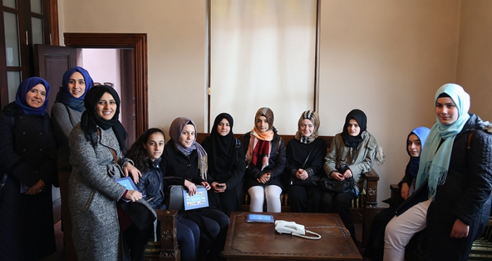 Ensar Vakfı Üsküdar ve Maltepe Şubesinden Sürpriz Ziyaret