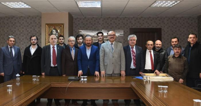 İzmit Belediye Başkanı Dr. Nevzat Doğan: 'Ensar Vakfı'nın faaliyetlerini yoğunlaştırılmasını diliyoruz'