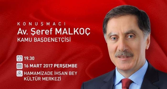 Tabzonda '2023 yılı Hedeflerinde Türkiye Vizyonu' konferansı yapıldı