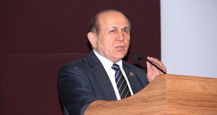 İstanbul Milletvekili Prof. Dr. Burhan Kuzu'dan 'Cumhurbaşkanlığı ve Yeni Hükümet Sistemi' konferansı