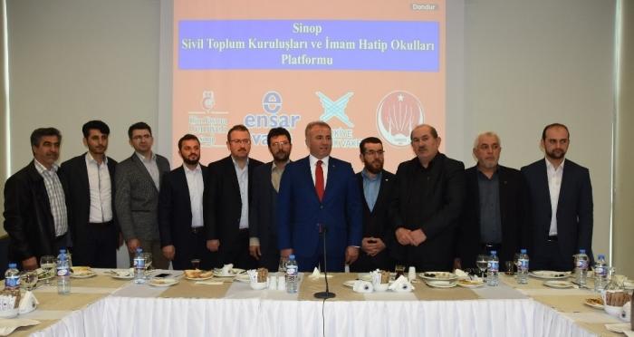 Sinop STK'larından referandumda 'Evet' desteği