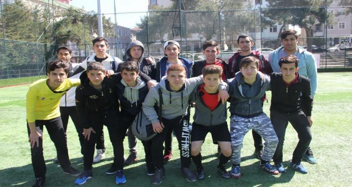 Ensar Vakfı Beykoz Şubesinden Süper Lig tadında futbol turnuvası
