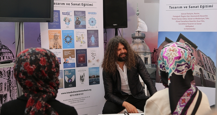 İstanbul Gençlik Festivali'nde 'Sanat, Daima..' Semineri