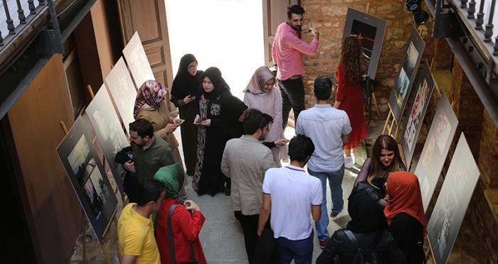 Ali Tuncer Oruç Fotoğraf Atölyesi Öğrencileri Fotoğraf Sergisi