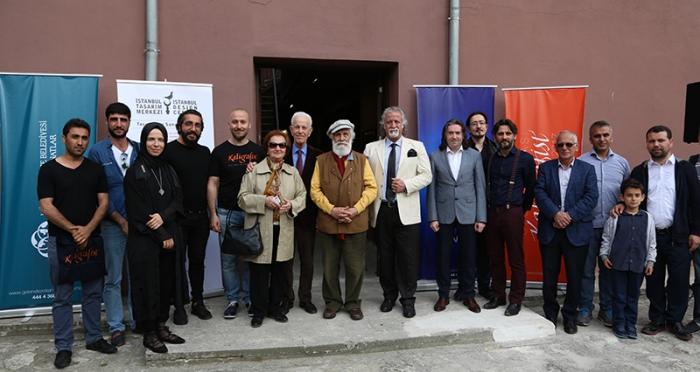 'Kaligrafist Sergisi' İstanbul Tasarım Merkezi'nde