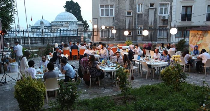 İstanbul Tasarım Merkezi 9. Geleneksel İftar Programı