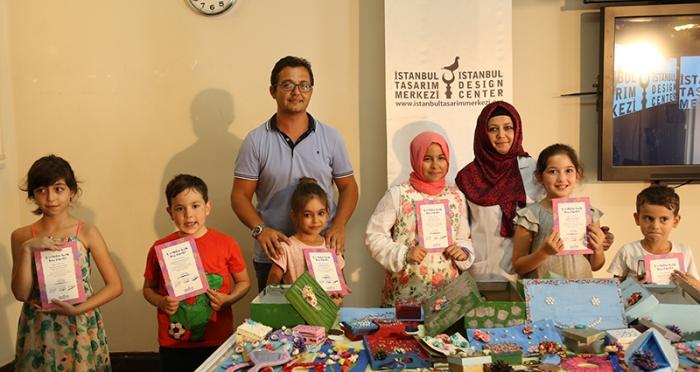 Çocuklar için Yaz Okulu Atölye Programı Tamamlandı