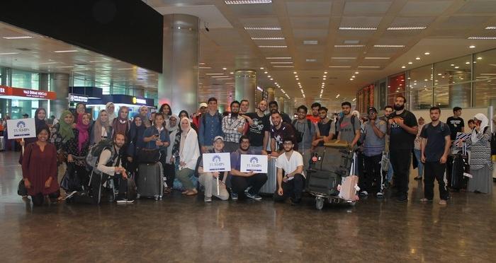 Turken Foundation 'Youth Bridges' Programı