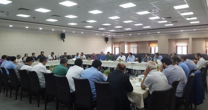Ensar Vakfı İstanbul Şubeler Toplantısı