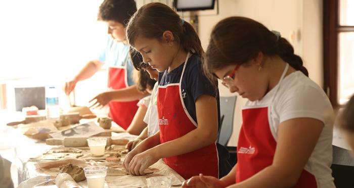 İstanbul Tasarım Merkezi Çocuklarla 5 Gün 5 Tasarım Atölyesi