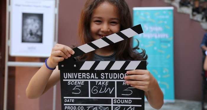 Çocuklarla 5 Gün 5 Tasarım Atölyesi