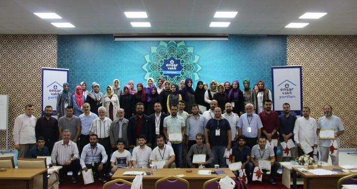 Ensar Vakfı 1. Kademe Hizmetiçi Eğitim Programı