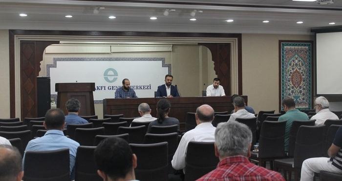İstanbul'daki İmam Hatip Liseleri Yemek Hizmeti Koordinasyon Toplantısı