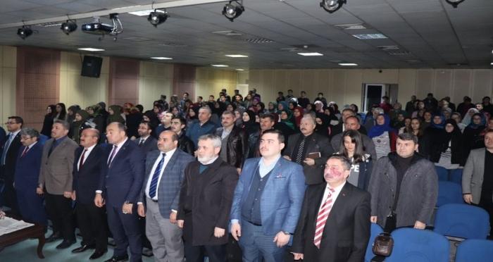 Ensar Vakfı Antalya ve Bartın Şubelerinden Mehmet Akif Ersoy'u Anma Programları