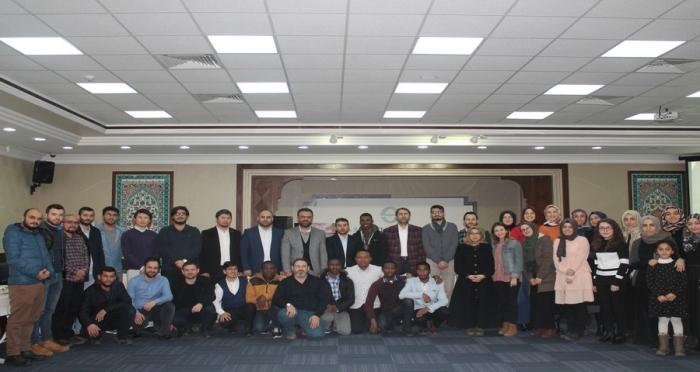 İslam İşbirliği Teşkilatı Uluslararası Staj Ofisi'nden 'Danışman Eğtimi'
