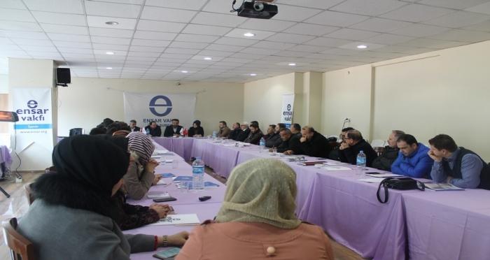 Ensar Vakfı İzmir Bölge Toplantısı