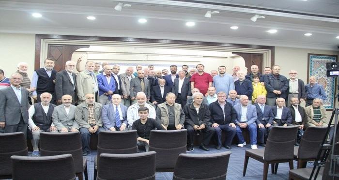 İlahiyat Vefa Dersleri'nin Eylül Ayı Konuğu Prof. Dr. Ali Özek Oldu