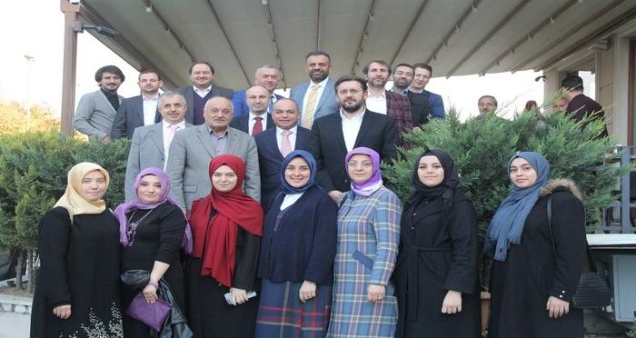 Ensar Vakfı Genel Merkezi, İlçe Ziyaretleri Kapsamında Bu Hafta Zeytinburnu'nda İdi.