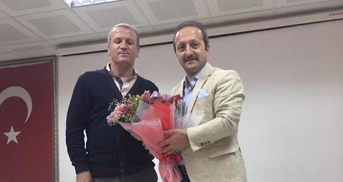 Ensar Vakfı Antalya Şubesi, 'Medeniyetimizin Mimarları' Konulu Bir Dizi Konferans Düzenledi