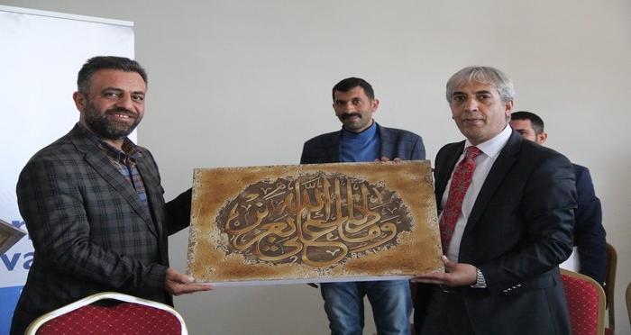 Ensar Vakfı Doğu Anadolu Bölge Toplantısı Bitlis'te Yapıldı