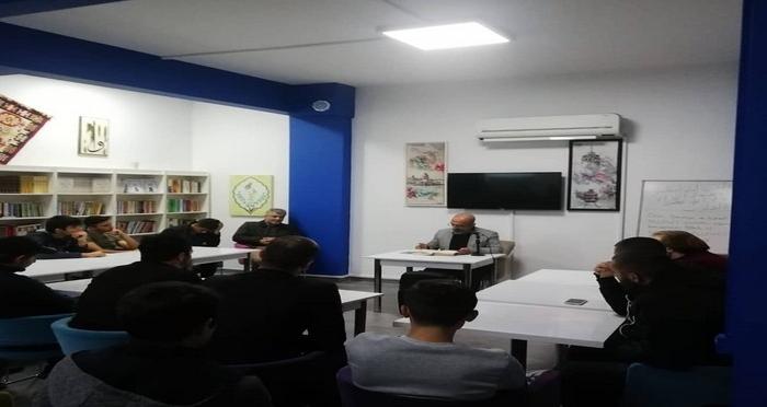 Ensar Vakfı Kağıthane Şubesi Her Cumartesi 'Kur'an-ı Anlamaya Doğru' Programları Gerçekleştiriyor