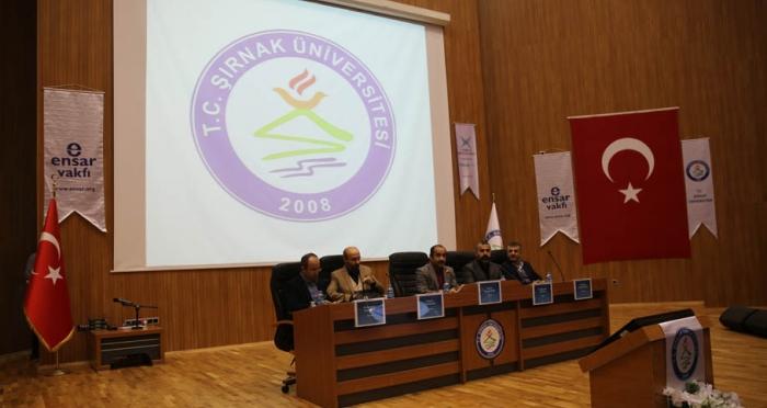 Şırnak Üniversitesinde Akademi ve Gençlik Paneli Düzenlendi