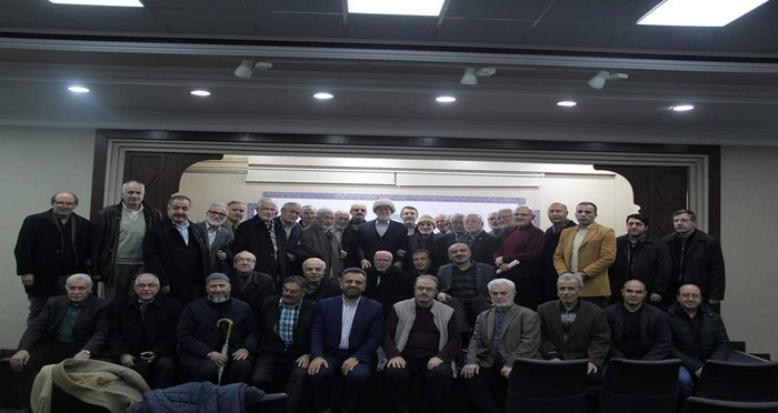 İlahiyat Vefa Derslerinin Aralık Ayı Konuğu Prof. Dr. Mehmet Ali Sarı Oldu