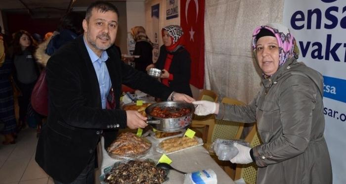 Ensar Vakfı'ndan Mehmetçik Yararına Kermes