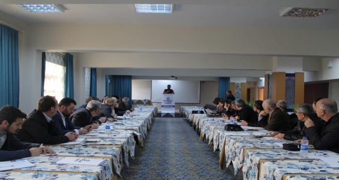 Ensar Vakfı Kütahya Bölge Toplantısı Gerçekleştirildi