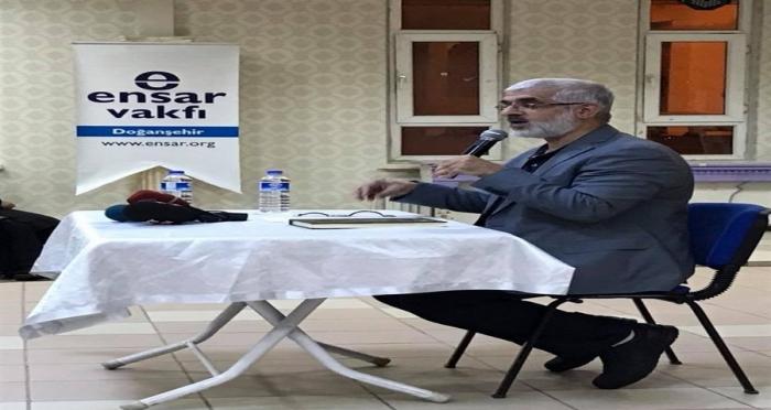 Ramazan Kayan'dan 28 Şubat Semineri